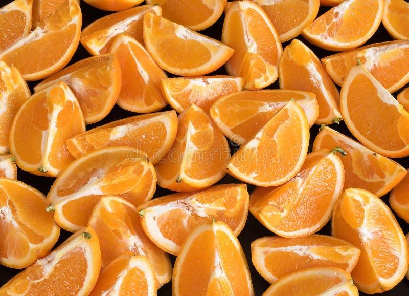 Oranje wind royalty-vrije stock afbeelding