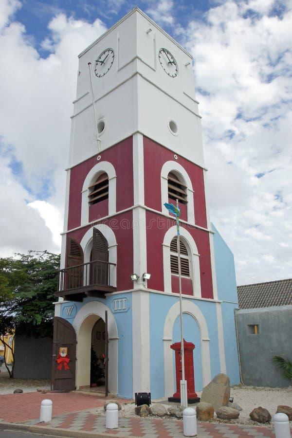 Oranjestad, Aruba, isole di ABC fotografia stock libera da diritti