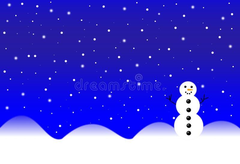 Orario invernale royalty illustrazione gratis