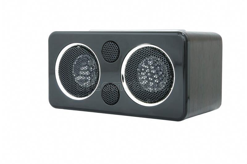 Orateur photo stock