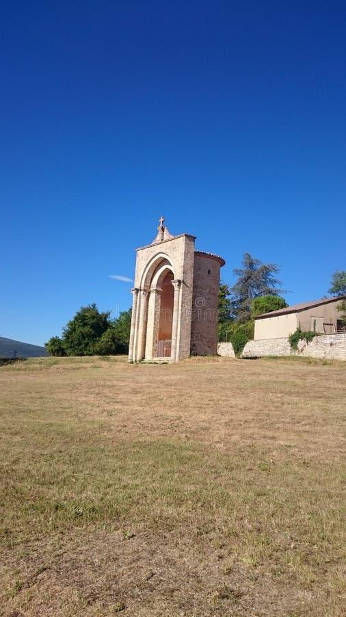 Oratoire magnífico más de Provence fotografía de archivo libre de regalías