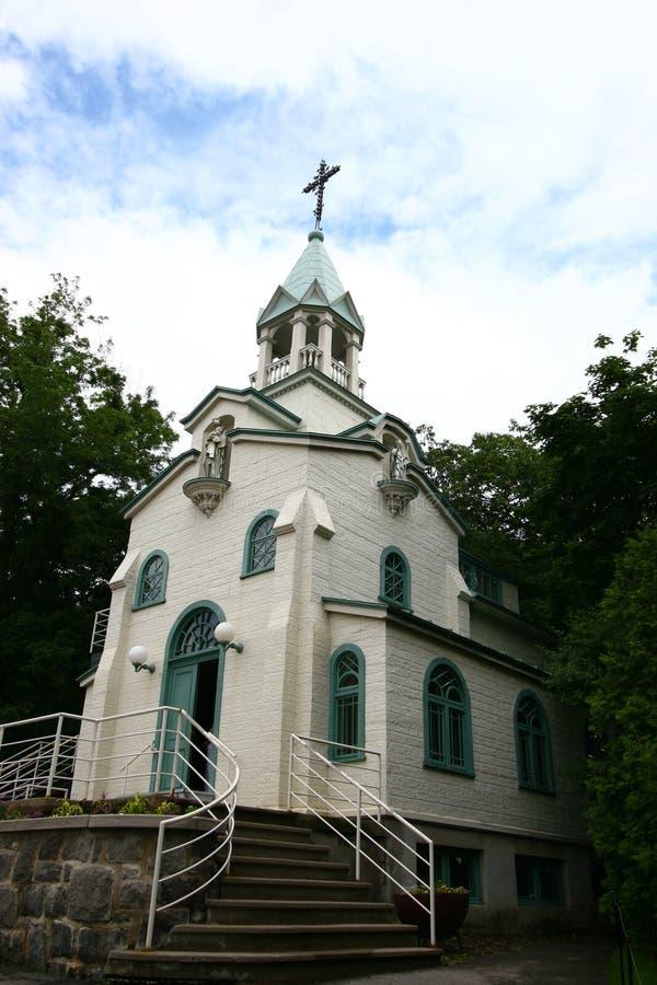 Oratoire Saint Joseph du Mont-Real imágenes de archivo libres de regalías