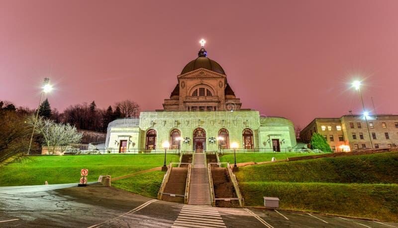 Oratorio de San José imagen de archivo