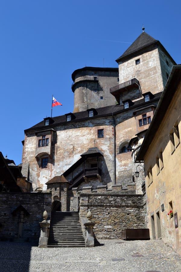 Orava, Eslováquia imagens de stock royalty free