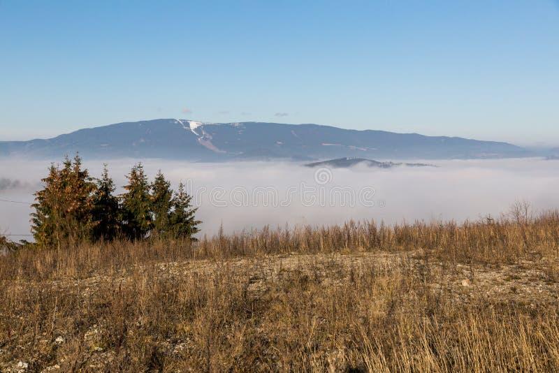 Orava nature overlook. From Valaska Dubova in Slovakia stock photos
