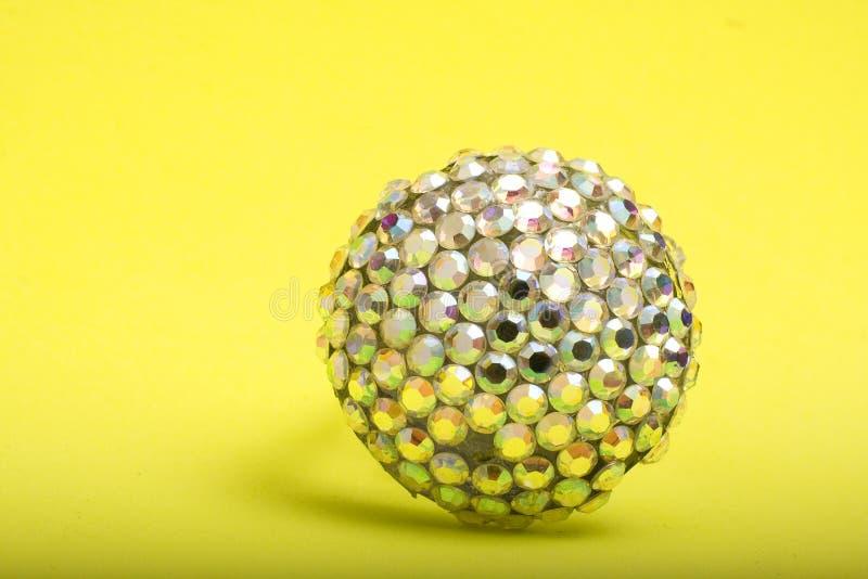 Orb van de diamant stock foto