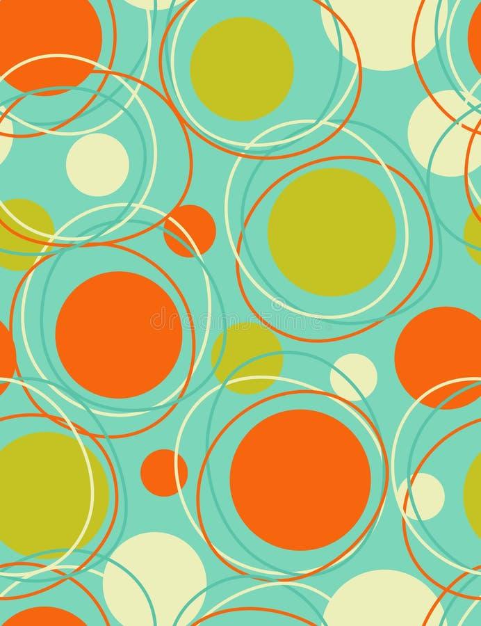 Orbites illustration de vecteur