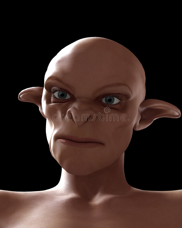 Download Orc Monster Stock Images - Image: 3319624