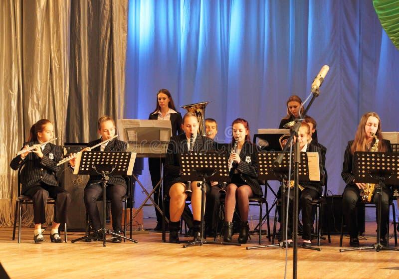 Orchester-Holzblasinstrument stockfoto