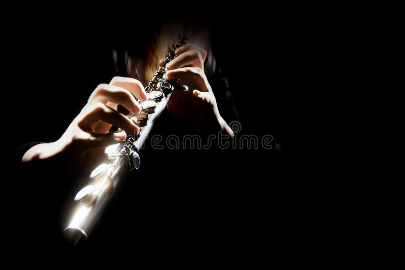 Download Orchestra Instruments Flute Stock Photo - Image: 24914296