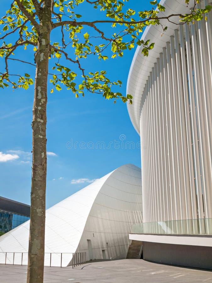Orchestre philharmonique du luxembourgeois photos stock