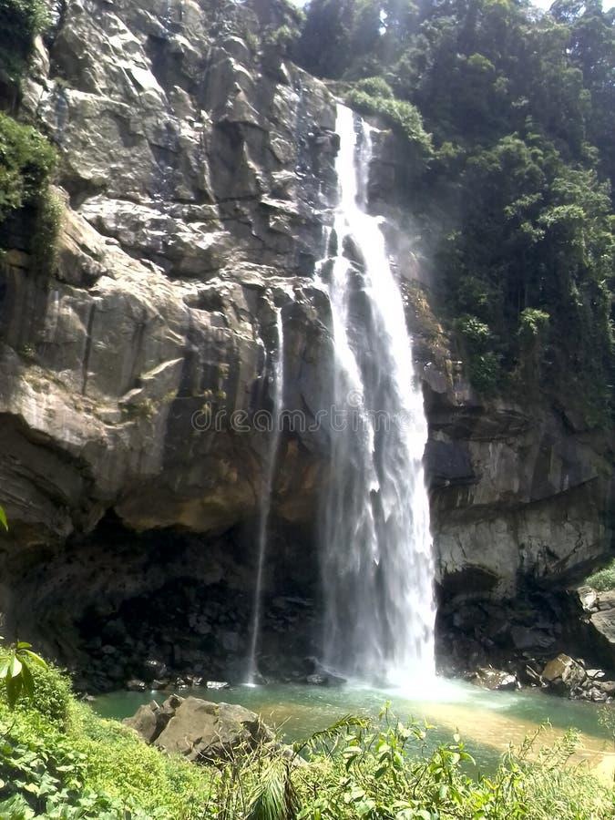 Ord`-pärlan av Asien ` ligger i skönheten och storslagenheten av miljön i Sri Lanka royaltyfri foto
