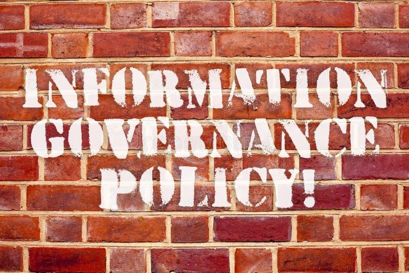 Ord som skriver för informationsmakt om text politik Affärsidé för normal eller metrik, i bruk av information arkivbild