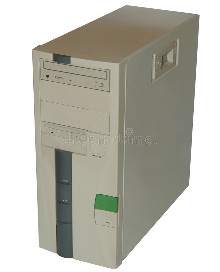 Ordenador Fotos de archivo