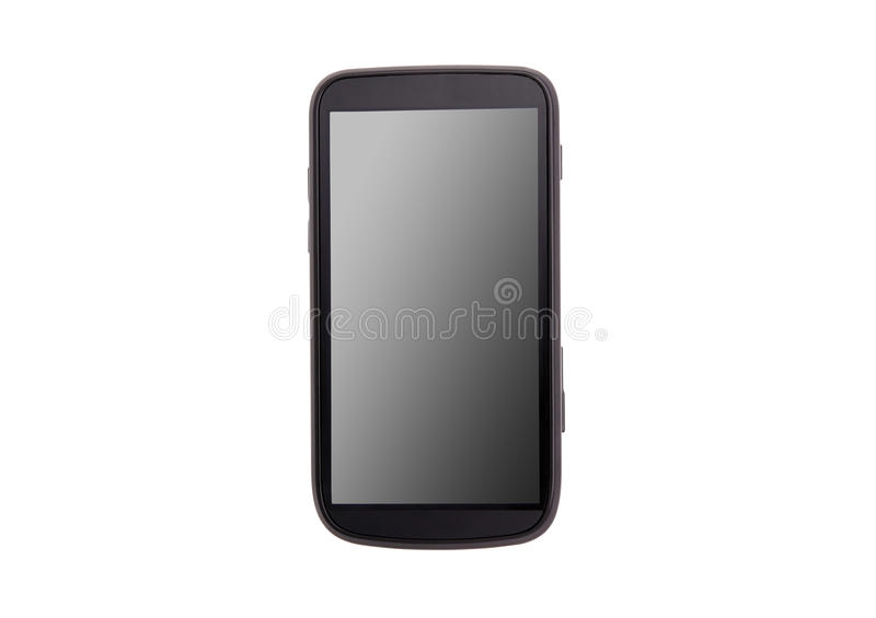 Download Ordenador De La Pantalla Táctil De Smartphone Imagen de archivo - Imagen de blank, dispositivo: 42430561