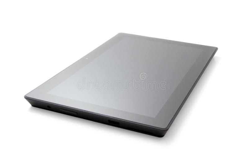 Ordenador de la tableta fotos de archivo libres de regalías