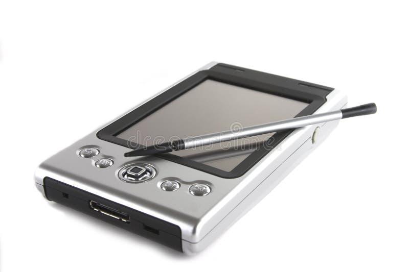 Ordenador del bolsillo fotografía de archivo libre de regalías