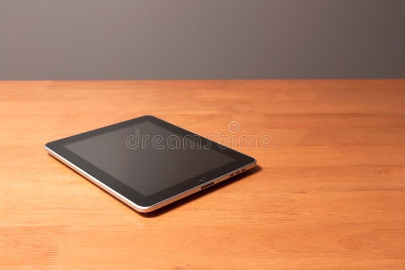 Ordenador del Touchpad fotografía de archivo libre de regalías