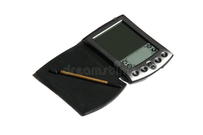 Ordenador Handheld foto de archivo libre de regalías