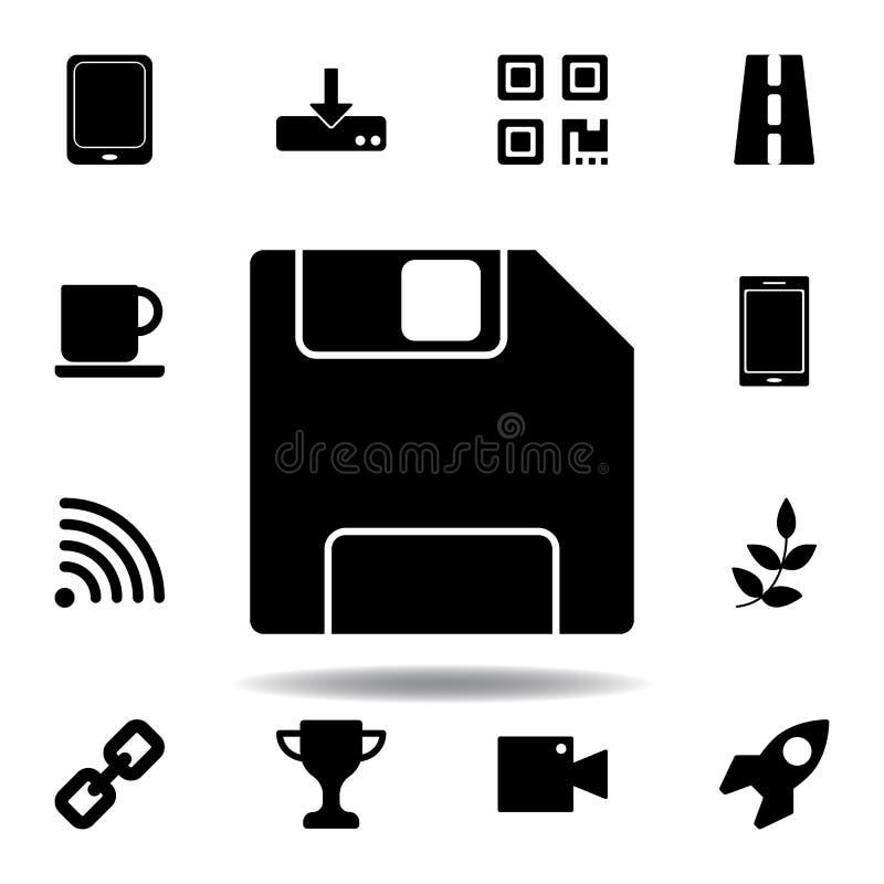 Ordenador, icono de la tableta Las muestras y los s?mbolos se pueden utilizar para la web, logotipo, app m?vil, UI, UX stock de ilustración