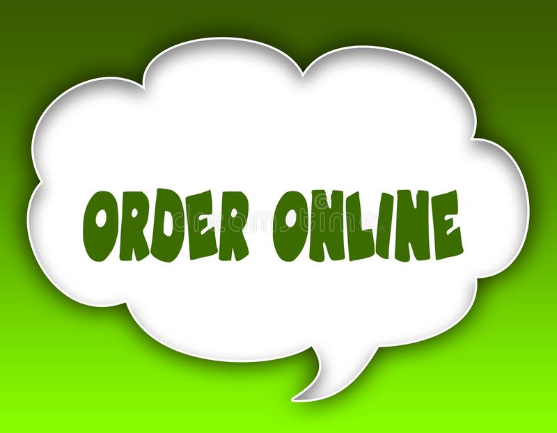 Buy online speech