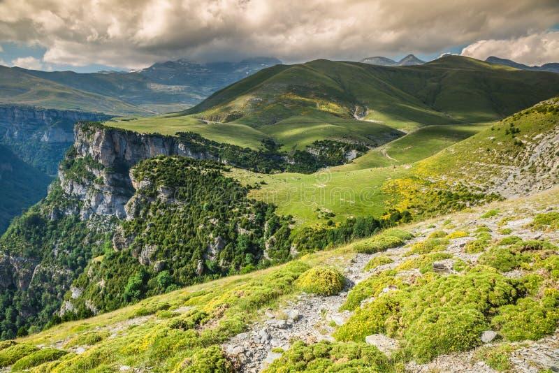 Ordesa y Monte Perdido National Park Spain photo libre de droits