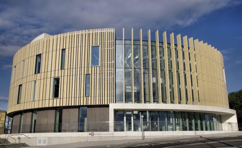 Ordet på South Shields arkivfoton