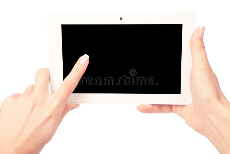 Ordinateur de tablette photo stock