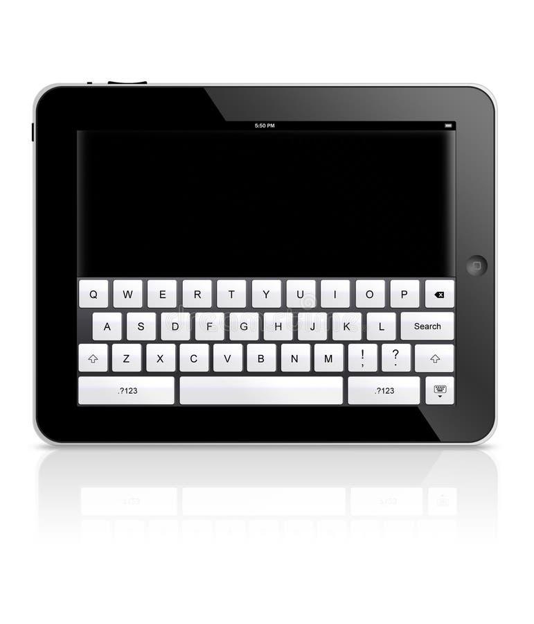 Ordinateur de tablette d'Ipad photos stock