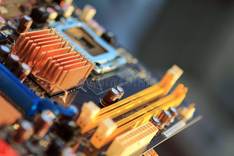 Ordinateur Mainboard photos stock