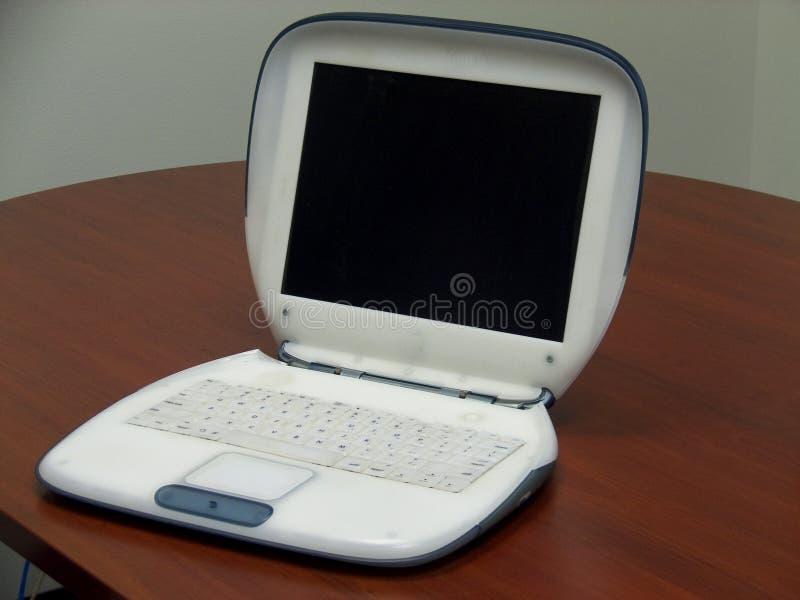 Download Ordinateur portable photo stock. Image du cahier, laptop - 83156