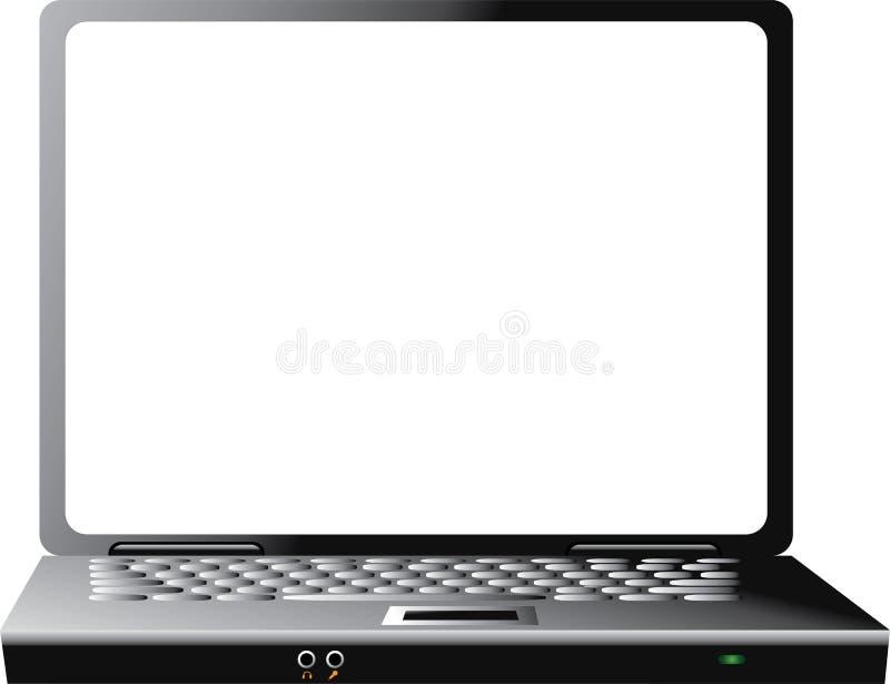 Ordinateur portatif photo stock