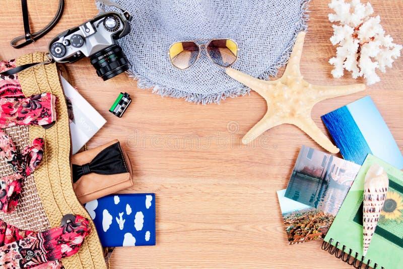 Ordna till för sommarferier royaltyfri fotografi