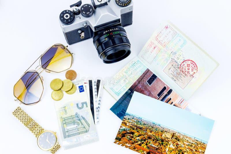 Ordna till för sommarferier fotografering för bildbyråer