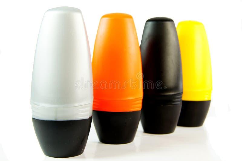 Ordningsdeodorantpinne fotografering för bildbyråer