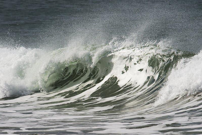 Ordre de coupure de plage photo libre de droits
