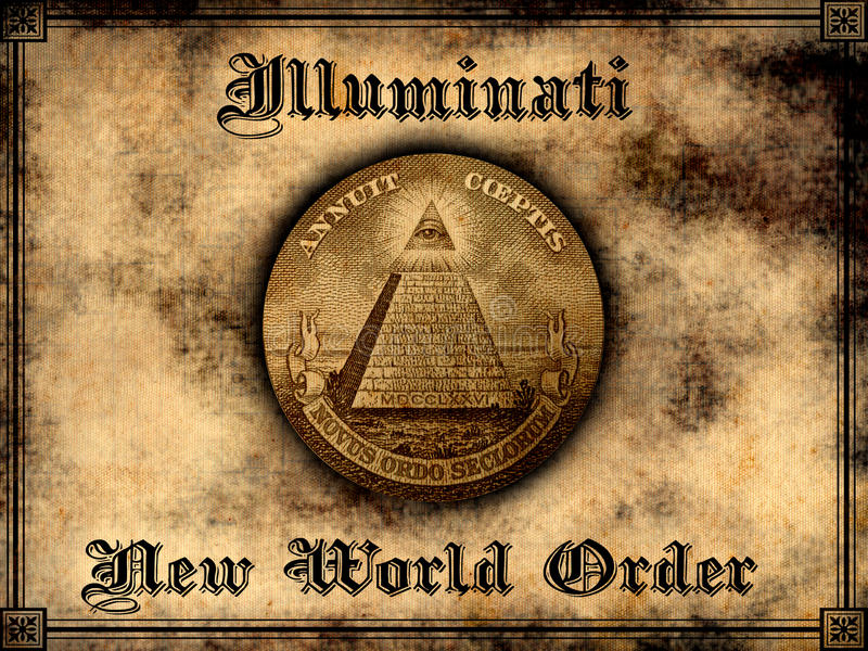 Ordre mondial neuf d'Illuminati