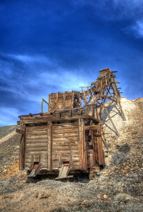 Download Ore Shoot Royalty Free Stock Image - Image: 18029526