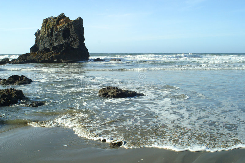 Download Oregon coast portraits stock image. Image of nature, ocean - 1715553