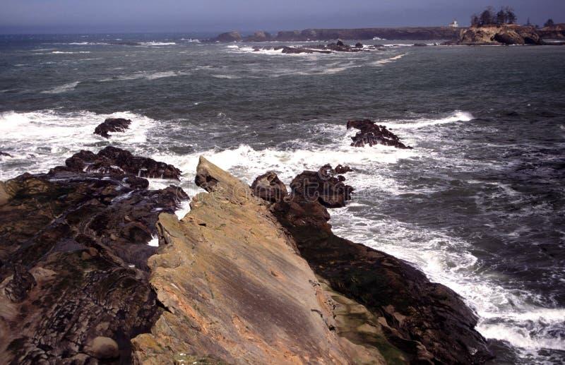 Download Oregon coast portraits stock photo. Image of direct, boating - 2252370