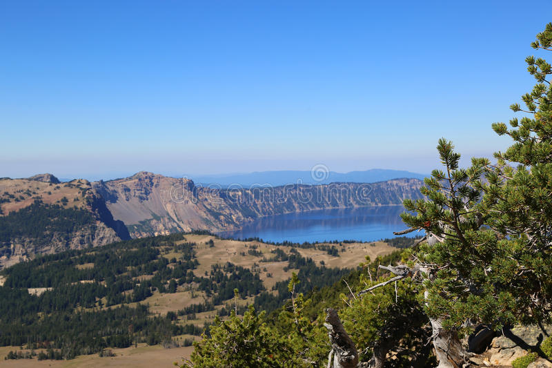 Oregon, de V stock fotografie