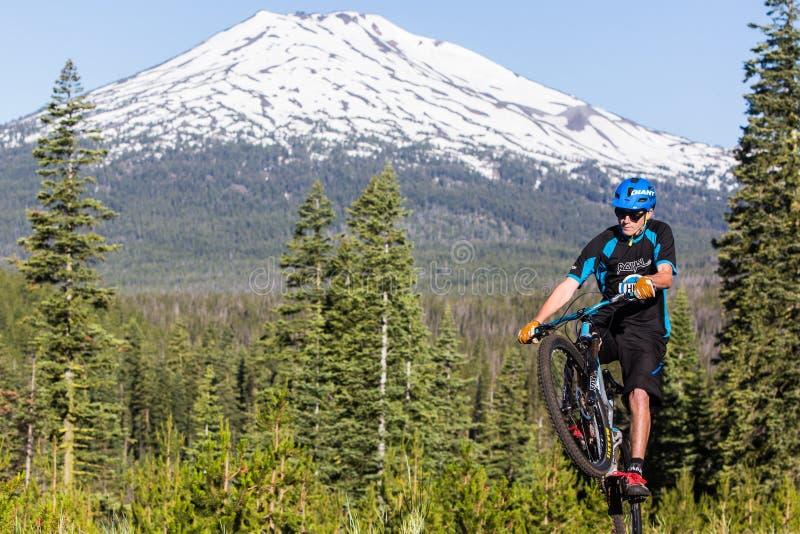 Oregon Enduro #2 - curvatura fotos de stock