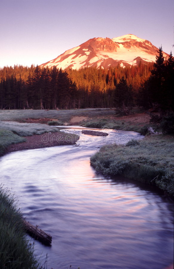 Oregon portraits stock images