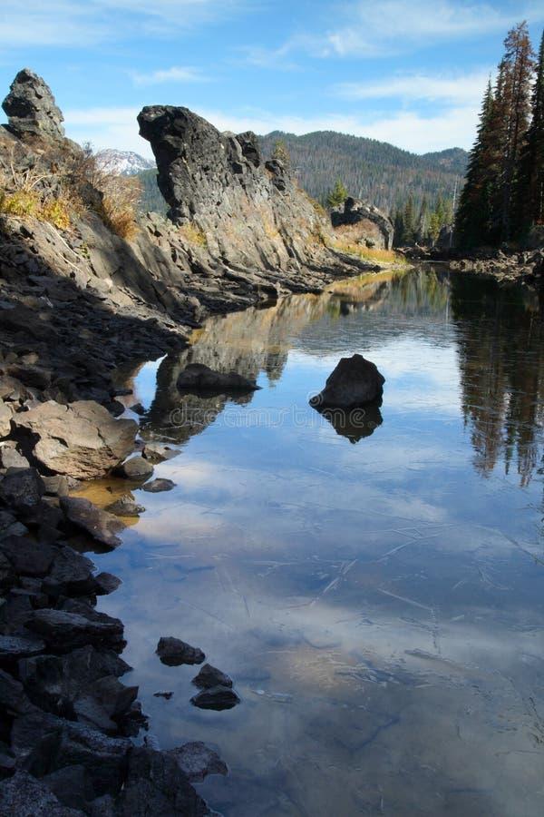 Oregon portraits royalty free stock images