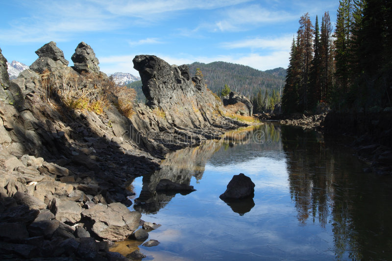 Download Oregon portraits stock image. Image of reflections, crystal - 3580631
