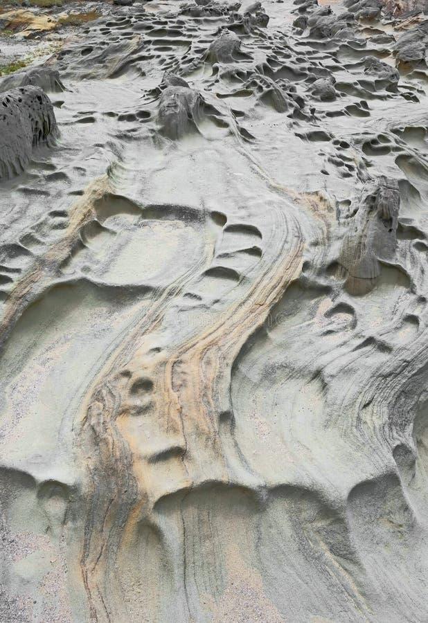 Oregon wybrzeże - Rockowe formacje zdjęcie stock