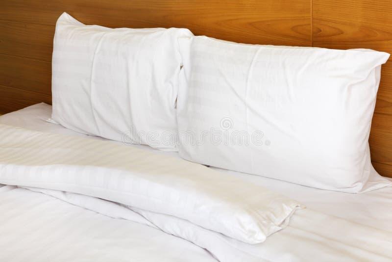 oreillers photo libre de droits