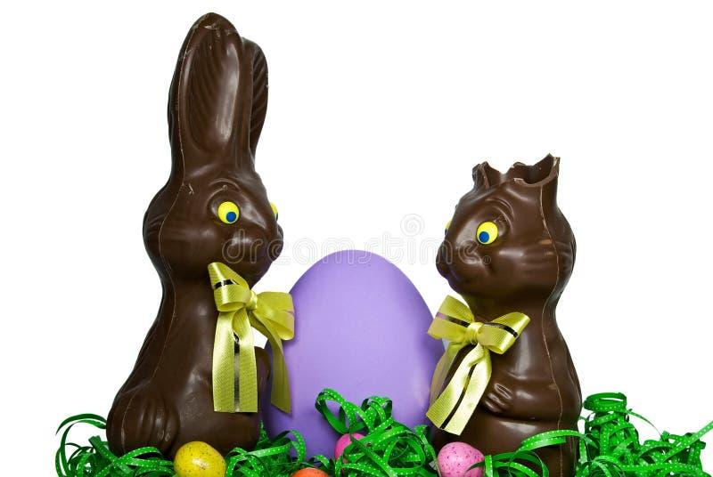 Orelhas comestíveis de Easter fotografia de stock royalty free