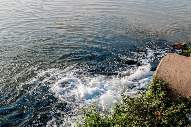 Orent vatten arkivfoton