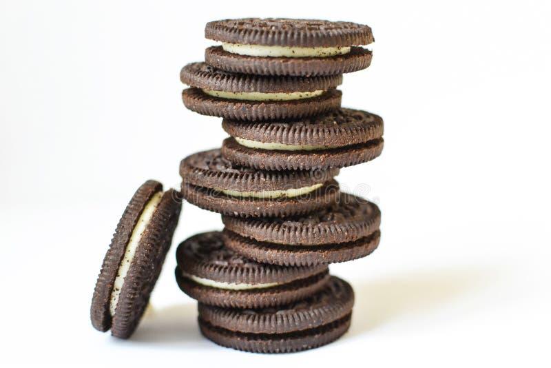 Oreo cookies royalty free stock image